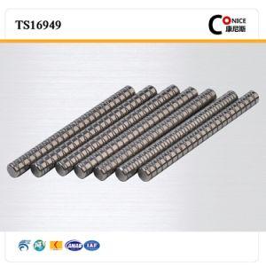 CNCの精密制御シャフト