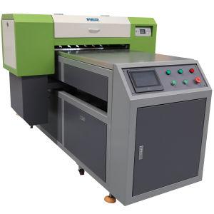 Un cartucho de tinta recargables1 impresora plana UV para madera