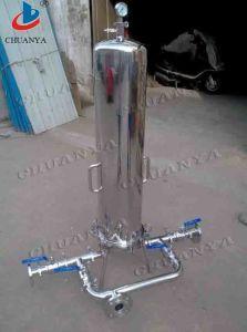 Hoher Strömungsgeschwindigkeit-Wasser-Kassetten-Filter