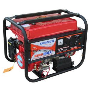 Kingmax Km5800dxe gerador gasolina potência de tecnologia para o Japão