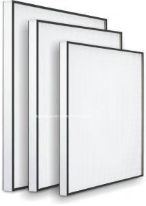 高性能のクリーンルームの小型プリーツHEPA&ULPAのエアー・フィルタ