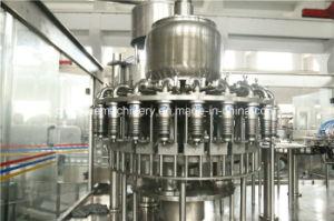 ハイテクの液体の熱い飲み物の充填機