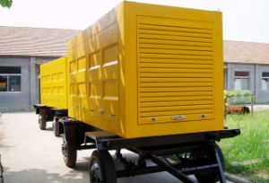 500 KVAのWeichaiエンジンを搭載するディーゼル発電機セット