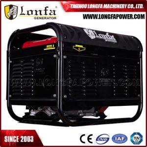 主開始5kVA/5kw防音の極度の無声安いガソリンかガソリン発電機