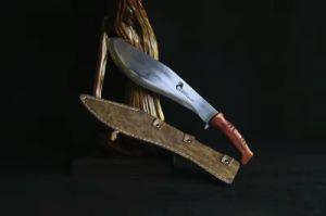 Espadas artesanales hechos a mano cuchillo Hacking Kd020