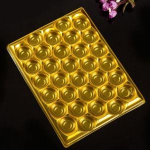 Chocolat Foodgrade PS des bacs en plastique à l'Emballage Emballage Plastique bac intérieur
