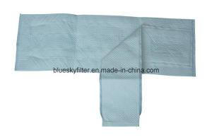 真空のための袖が付いているHEPA Non-Wovemnの塵のフィルター・バッグ