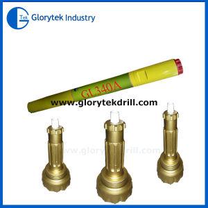 Martelo DTH Pressur baixa pressão de ar baixa Martelo de perfuração DTH