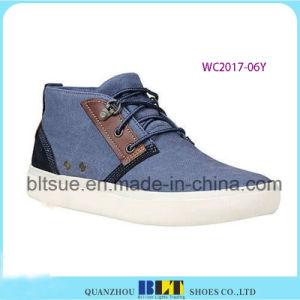Novo design de lazer Casual Shoes Canvas
