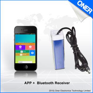 SMS/GPRS/Kg/Bluetooth fichas de seguimiento con 5 entradas y salidas de 5