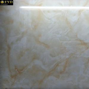 De Decoratieve Comfortabele Verglaasde Marmeren Tegel van het huis (FQA2042P)
