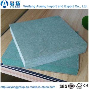 La preuve d'humidité de l'épaisseur 18mm Plain MDF/Mélamine MDF