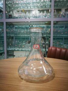 Bottiglia di vetro di /Alcohol del vaso di vetro/bottiglia di vetro/cristalleria/vino per vodka 700ml
