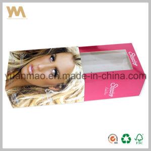 서류상 접히는 선물 물결 모양 기술 포장 상자
