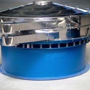 Alto vaglio oscillante ultrasonico rotondo efficiente per sale
