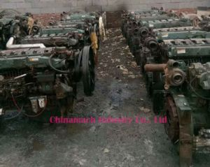 Segundo lado motor utilizado para Sinotruk HOWO Motor (WD615.69 336CV/WD615.47 371HP)