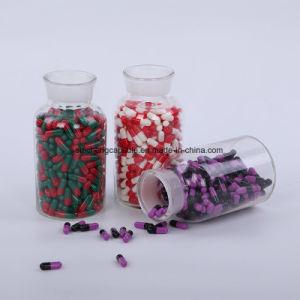 Empty Cápsulas de Gelatina Dura Tamaño/Color/All/impresión