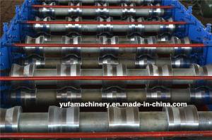 기계를 형성하는 강철 공급 루핑 위원회 롤이 1050mm에 의하여 직류 전기를 통했다