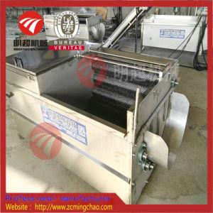 Het Schilmesje van de Aardappel van de Machine van de Schil van het Wortelgewas van de Wasmachine van de Rollen van de borstel