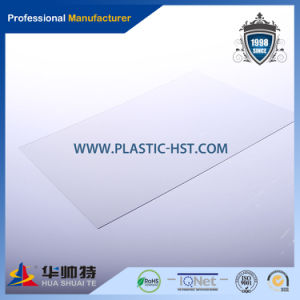 10mm Markrolon/Ge Lexan Solid Corrugated Polycarbonate Sheet