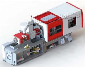 機械/射出成形機械を作るプラスチックびんおよび帽子