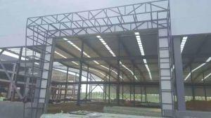 Construcción de metal prefabricadas prefabricados/Estructura de acero/Edificio PEB