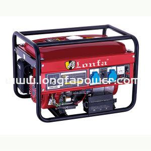 7HP 3kw Portable Home Use Gasoline Generator Set
