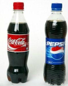 Газированных напитков в бутылках заполнения машины