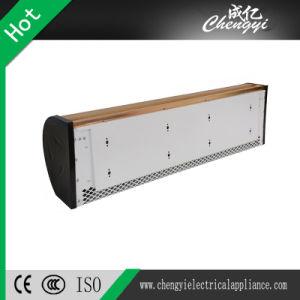 Leistungsfähiger kundenspezifischer zentrifugaler Tür-Luft-Aluminiumvorhang mit entfernter Station