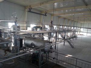 Le soja extraction par solvant, l'huile végétale extraction au solvant de l'équipement