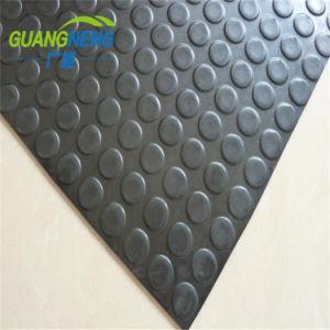 滑り止めの産業ゴム製シート、ガレージのゴム製床のマットに抵抗する熱
