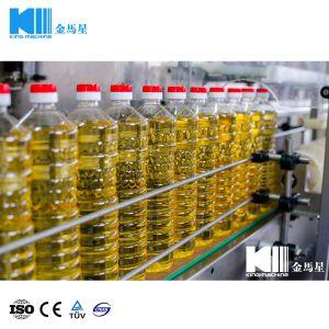 Het Vullen van de Olijfolie van de Fles van het huisdier Machine/de Bottelarij van de Tafelolie/Plantaardige olie