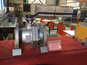 Válvula de esfera flutuante 150LB/300LB