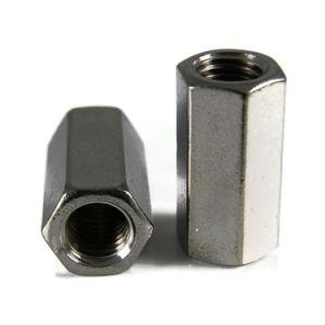 Customed Taille M20-M100 Long l'écrou hexagonal avec la norme DIN6334