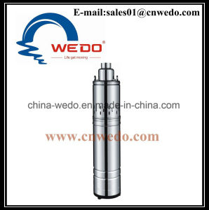 5qgd5-75-1.5潅漑のための電気水ポンプ