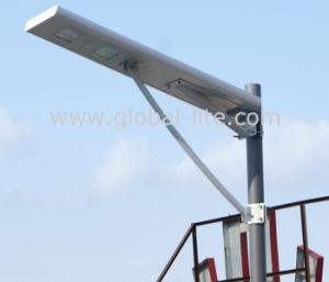 5W~80W 5 años de garantía de la luz solar calle LED integrado