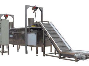 機械を作る機械スナックを揚げるステンレス鋼