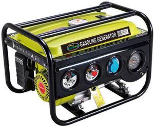 2kw Portable Gasoline Generator con Electric Inizio Copper Wire