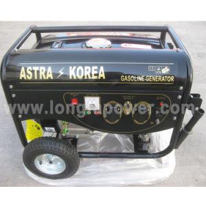 5kw Astra Corea (N-5000) el generador de gasolina para el hogar