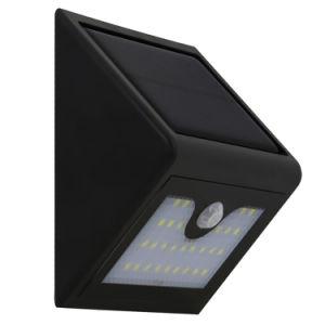 Mini dreieckiges Solarim freienwand-Licht