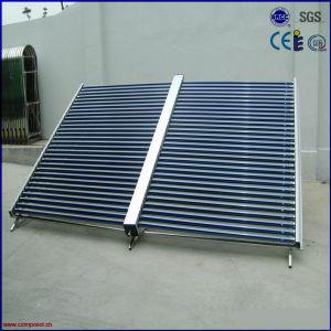 2016 Vidro Metal Pressurizado do tubo de depressão do tubo colector solar térmico