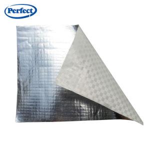 Крыша Теплоизоляция из стекловолокна алюминиевой фольги