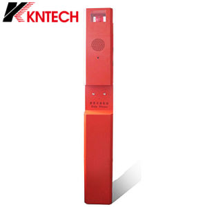 Cidade Inteligente de fábrica Knem GSM-21 telefone de emergência Sos Exterior
