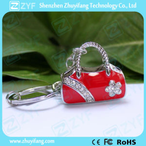Handbag Shape Jewelry USB Pen女性駆動機構(ZYF1912)