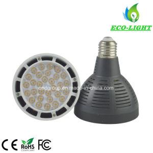 Angles de faisceau de 10 /15 /25 /45 /60 de la puce d'Osram 40W G12 E27 PAR30 ampoule LED