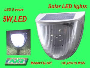 La energía solar sensor de infrarrojos de la luz de LED