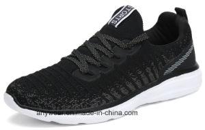 Deportes Flyknit ejecutando zapatillas Zapatos para hombres y mujeres (266)