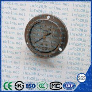 manometro più popolare del fornitore di 60mm Cina con il bordo assiale