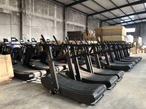 Оборудование для фитнеса/Woodway кривой всеми необходимыми тренажерами/коммерческих гусеничный трактор всеми необходимыми тренажерами