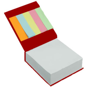 Memo Pad, ordinateur portable sticker autocollant, autocollant de cadeau de promotion Pad